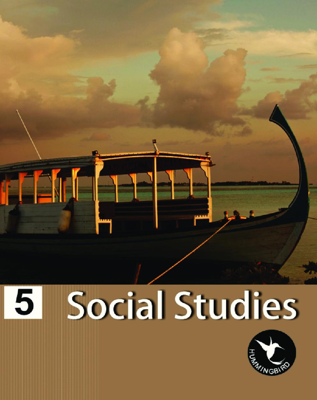 Humming Bird Social Study-5    - Page 1