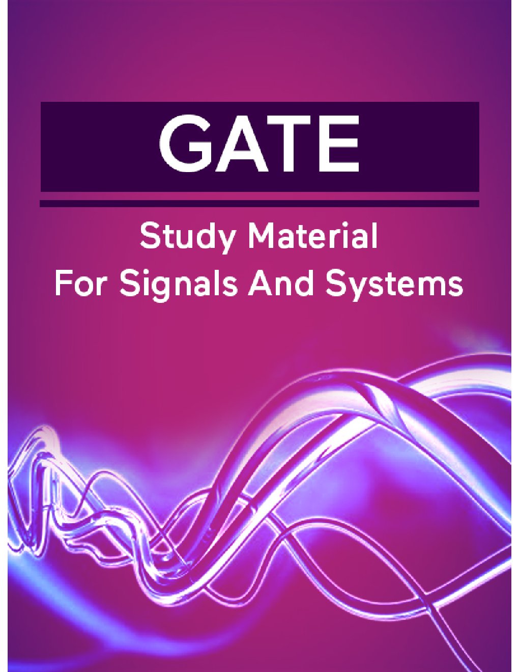 GATE Study Material For Signals And Systems - Page 1