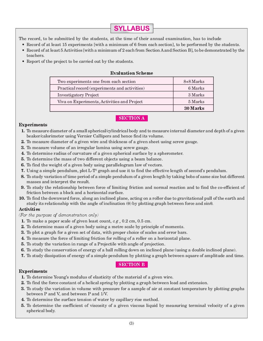 download saraswati lab manual physics class xi by dr r k gupta rh kopykitab com College Physics Lab Manual engineering physics lab manual for first year vtu