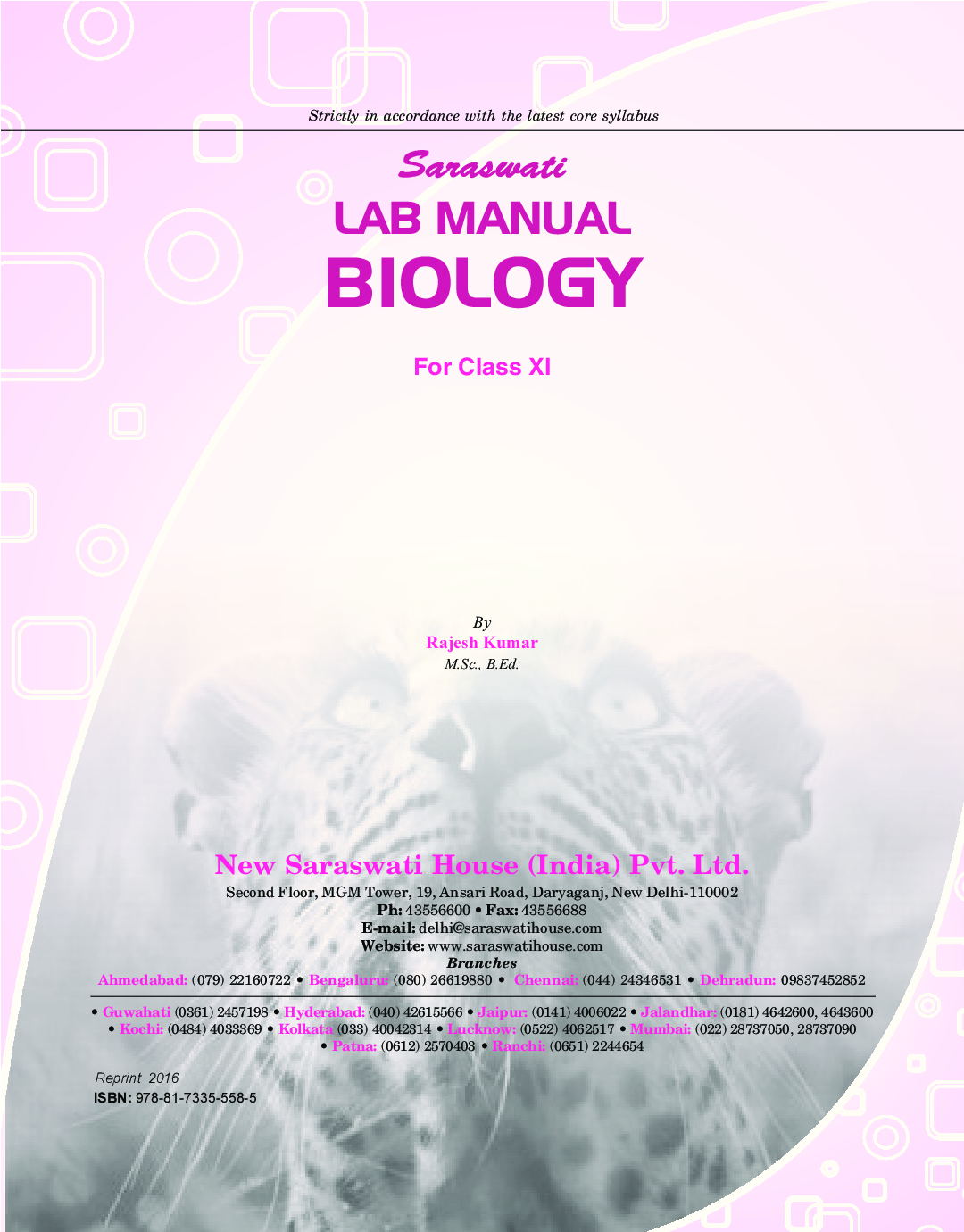 biology lab activity book class xii f Array - download saraswati lab manual  biology class xi by rajesh kumar pdf rh kopykitab com