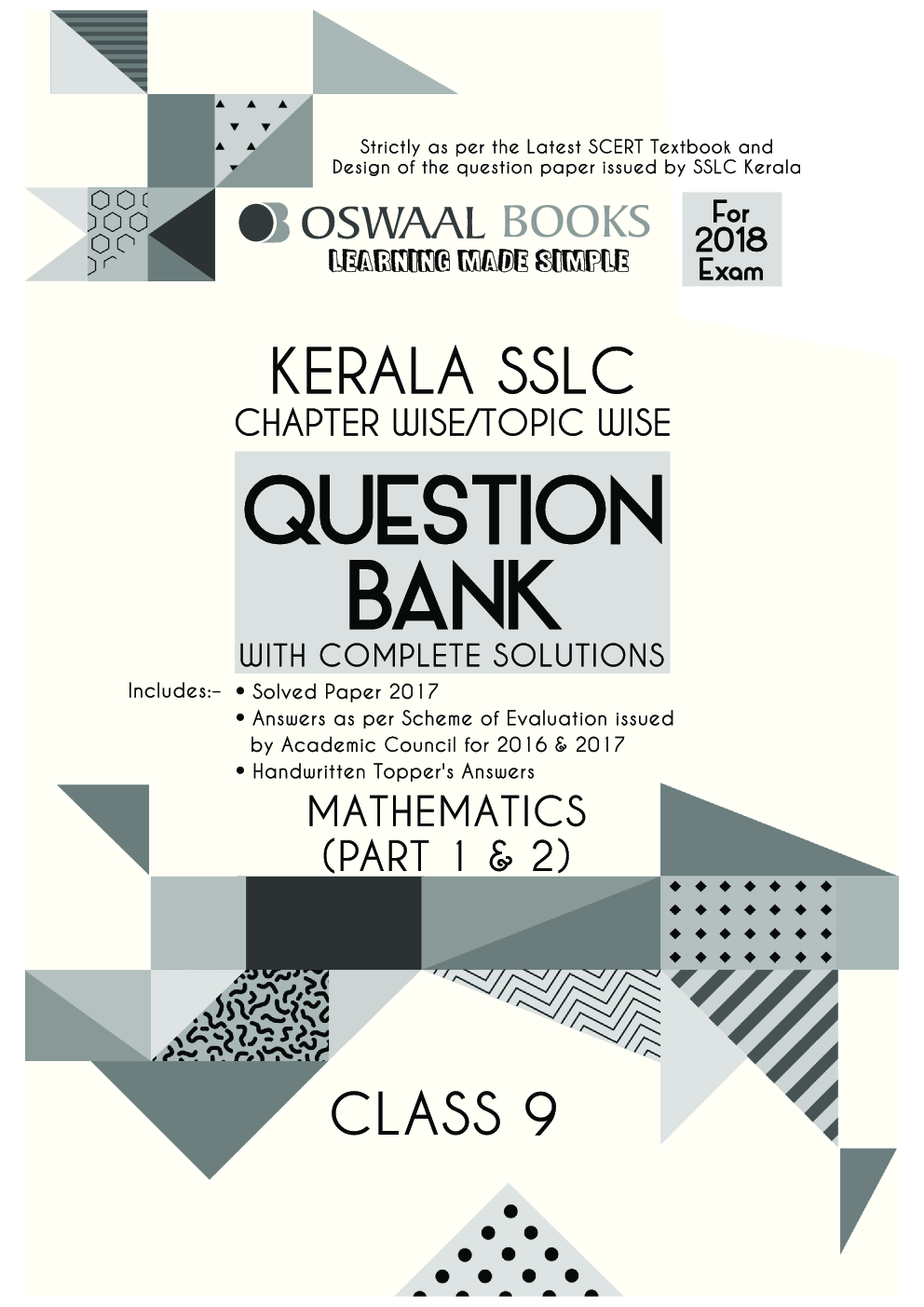 Maharashtra state board ssc maths textbook pdf free download english oswaal kerala sslc chapterwise topicwise question bank for class oswaal kerala sslc chapterwise topicwise question bank fandeluxe Gallery