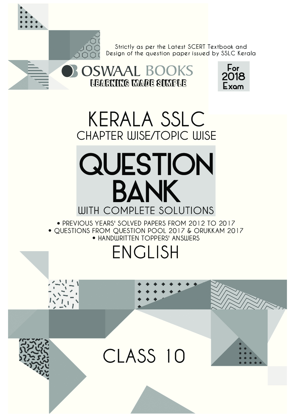 Oswaal kerala sslc chapterwise topicwise question bank for class x oswaal kerala sslc chapterwise topicwise question bank for class x english march 2018 exam by panel of experts fandeluxe Choice Image
