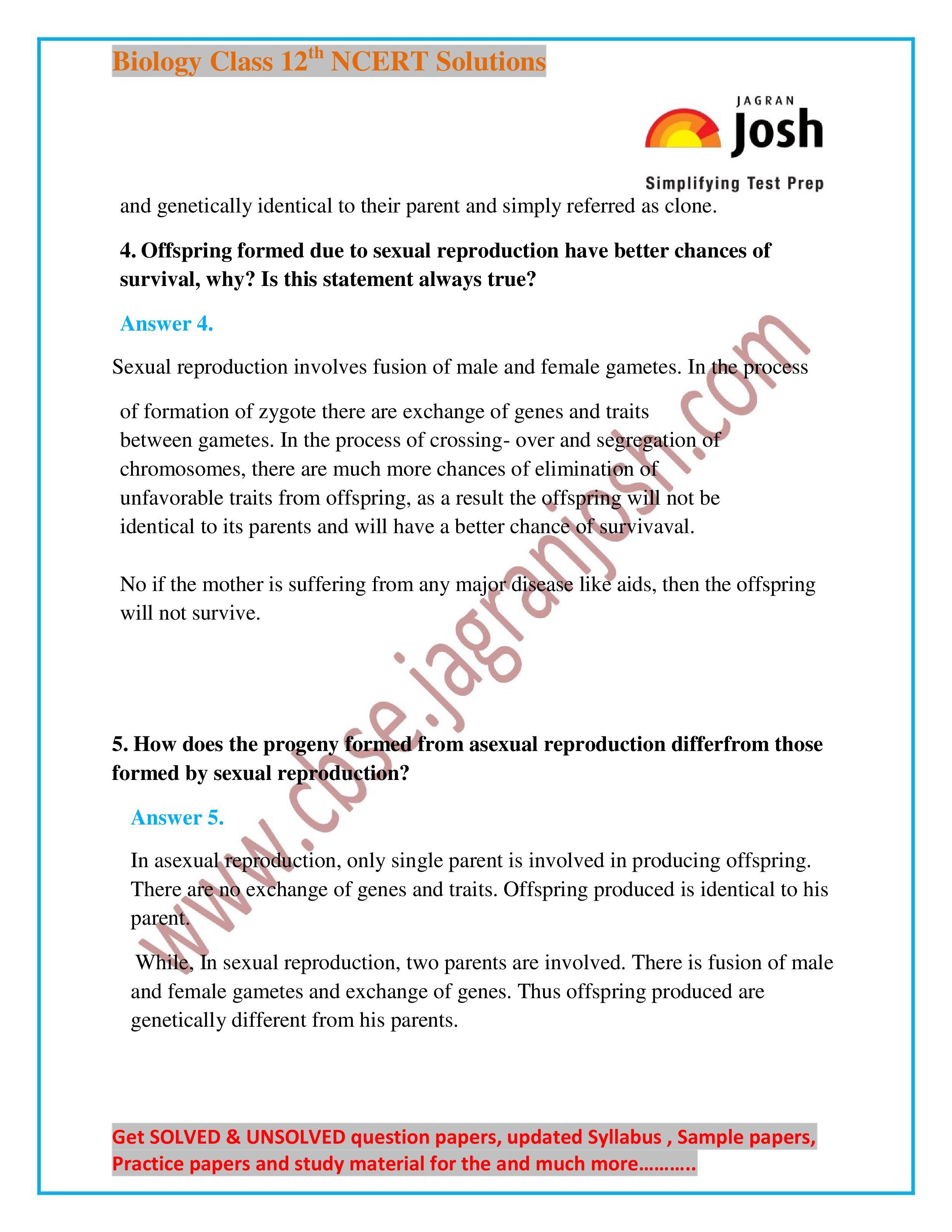 Ncert xii biology chapterwise solutions ebook class 12th physics cbse e books pdf free download array ncert biology solution for class xii by jagran josh pdf download rh kopykitab com fandeluxe Choice Image