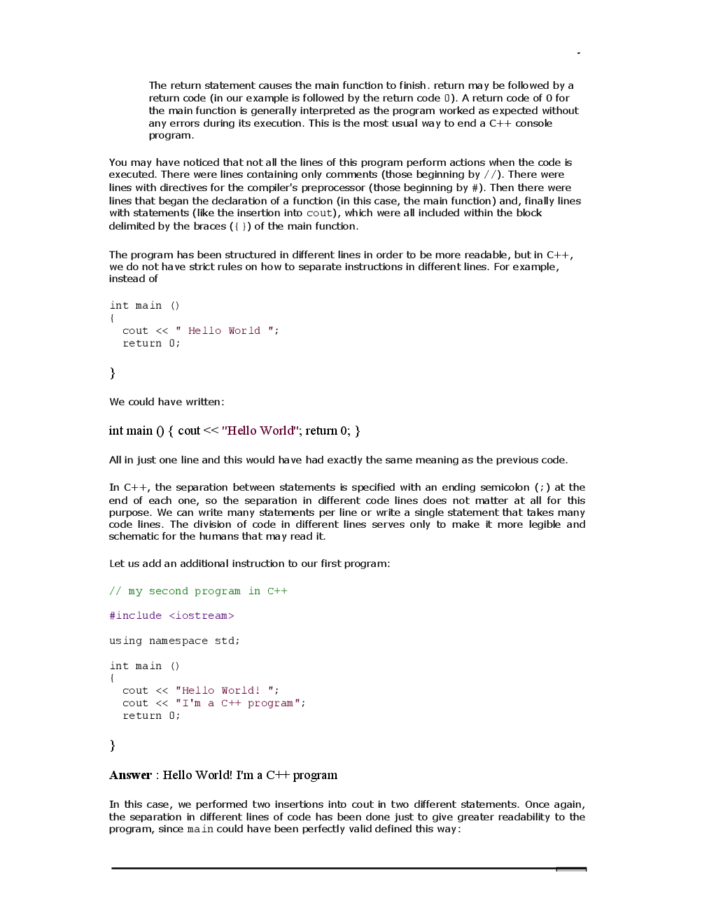 VTU eNotes On History Of C++ For Computer Science Engineering - Page 4