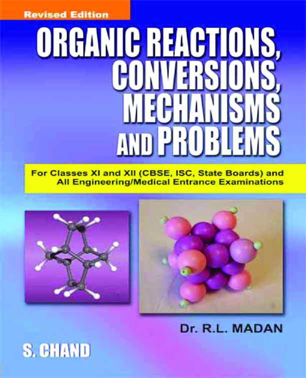 Organic Reactions, Conversions, Mechanisms And Problems - Page 1
