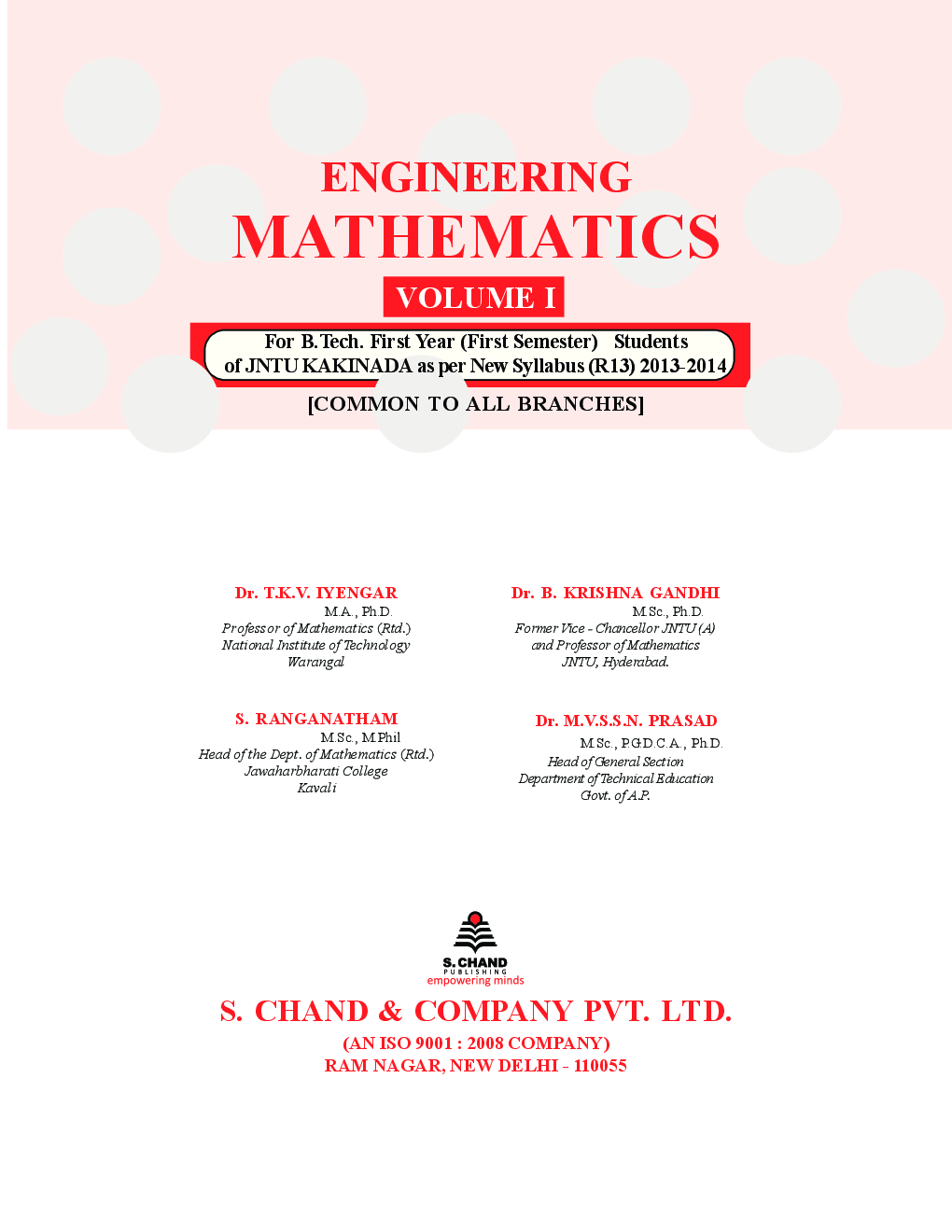 Engineering Mathematics – I - Page 4