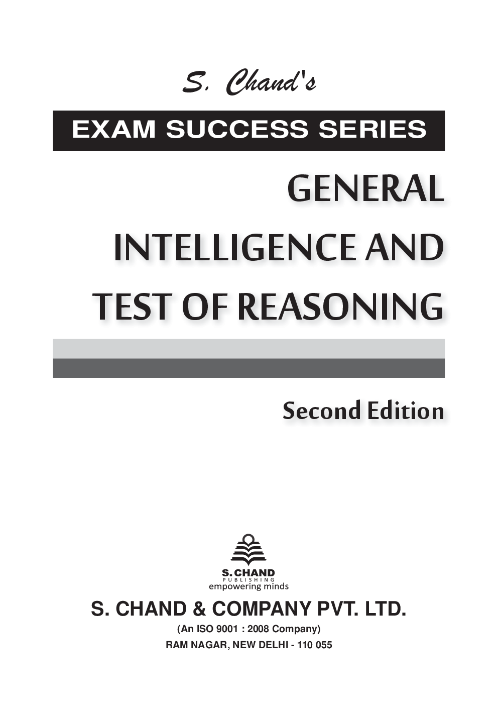 General Intelligence And Test Of Reasoning - Page 2