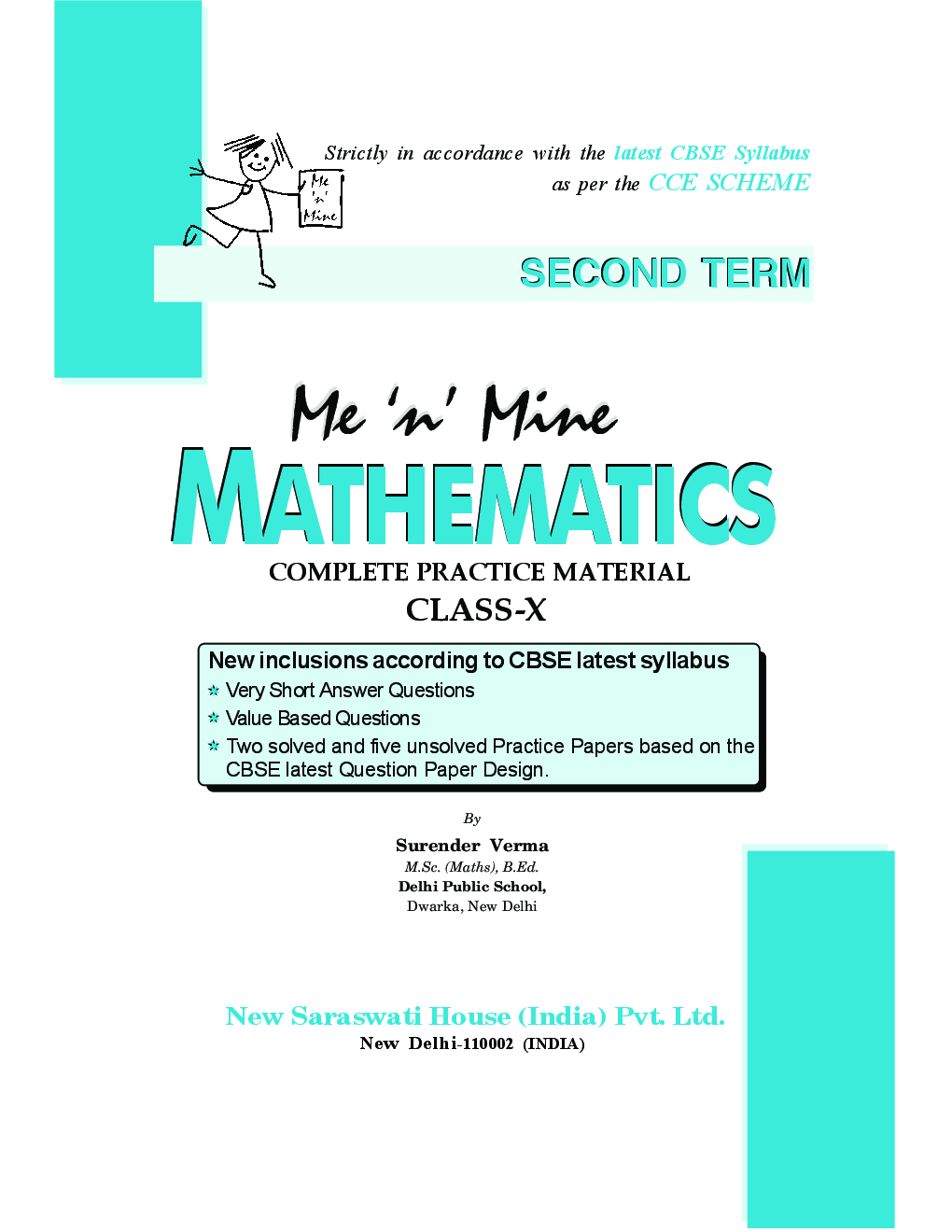 Download Me N Mine Mathematics Second Term For Class-X CBSE by ...