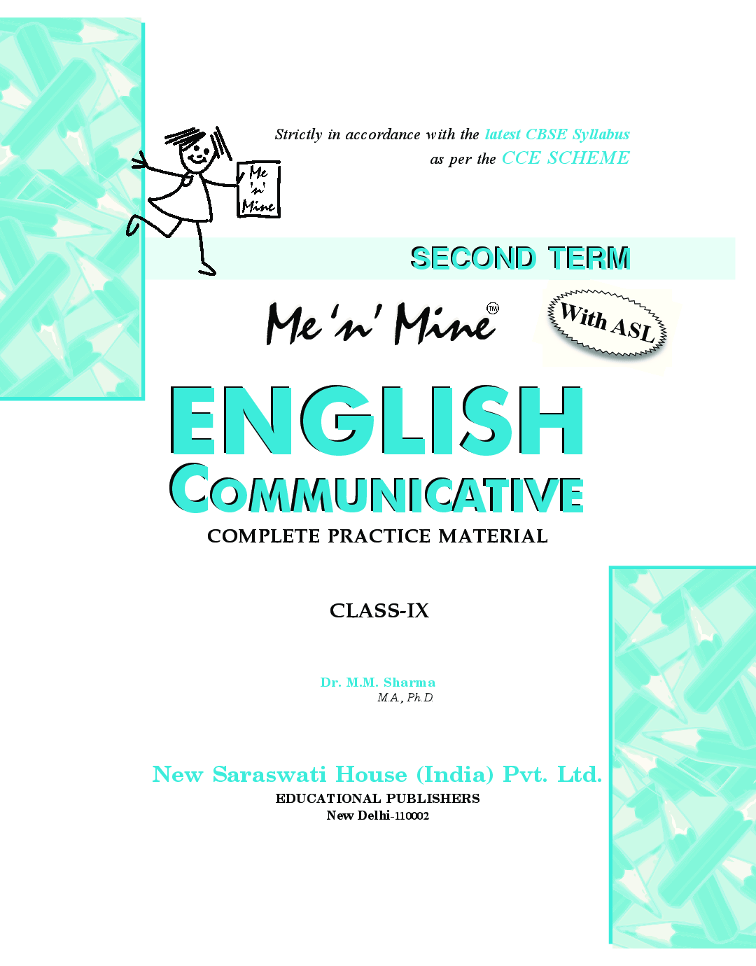 Download Me N Mine English Communicative Second Term For Class-IX ...