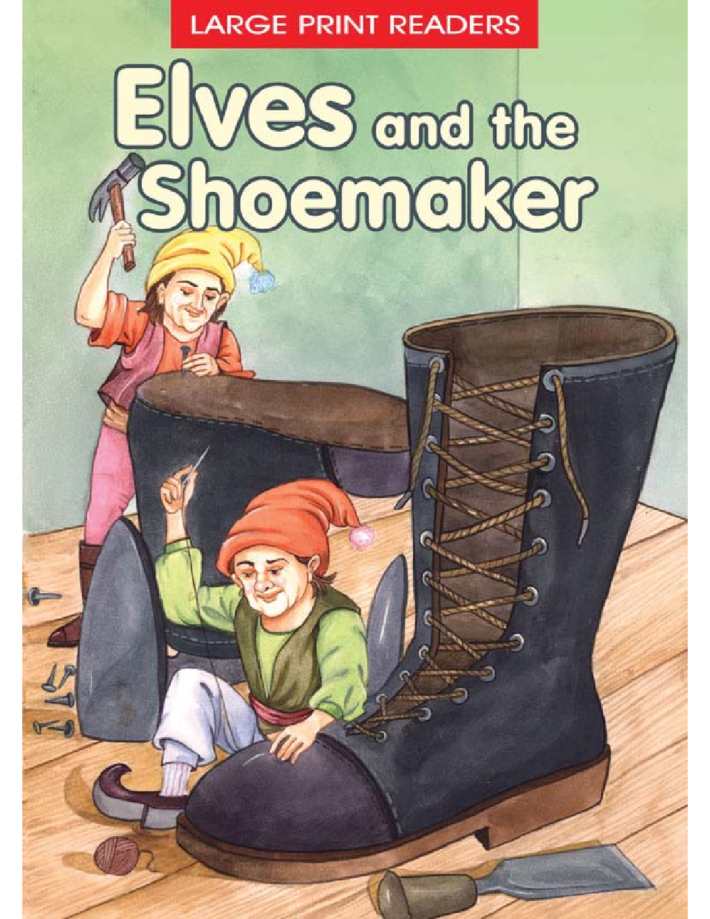 Fairytales4kids: The Elves and the Shoemaker