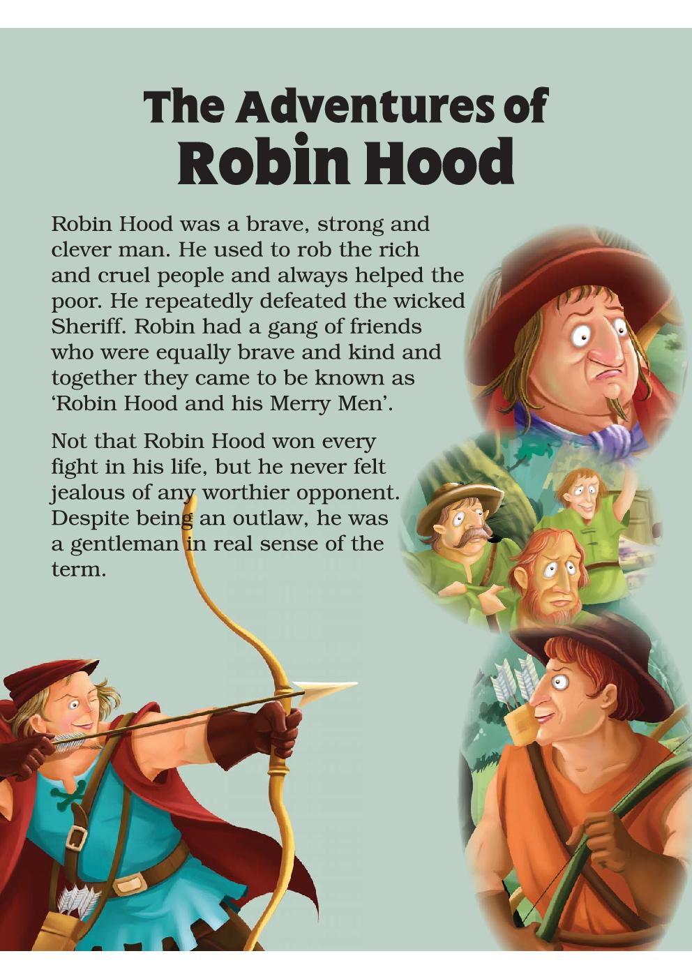 download the adventures of robin hood pdf online2020