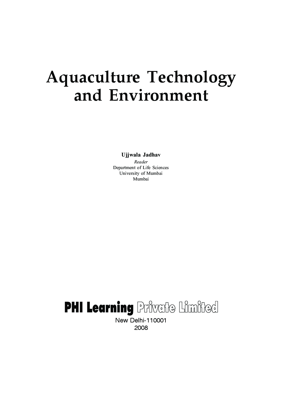 Download aquaculture technology and environment by ujjwala jadhav experience in web reader fandeluxe Image collections
