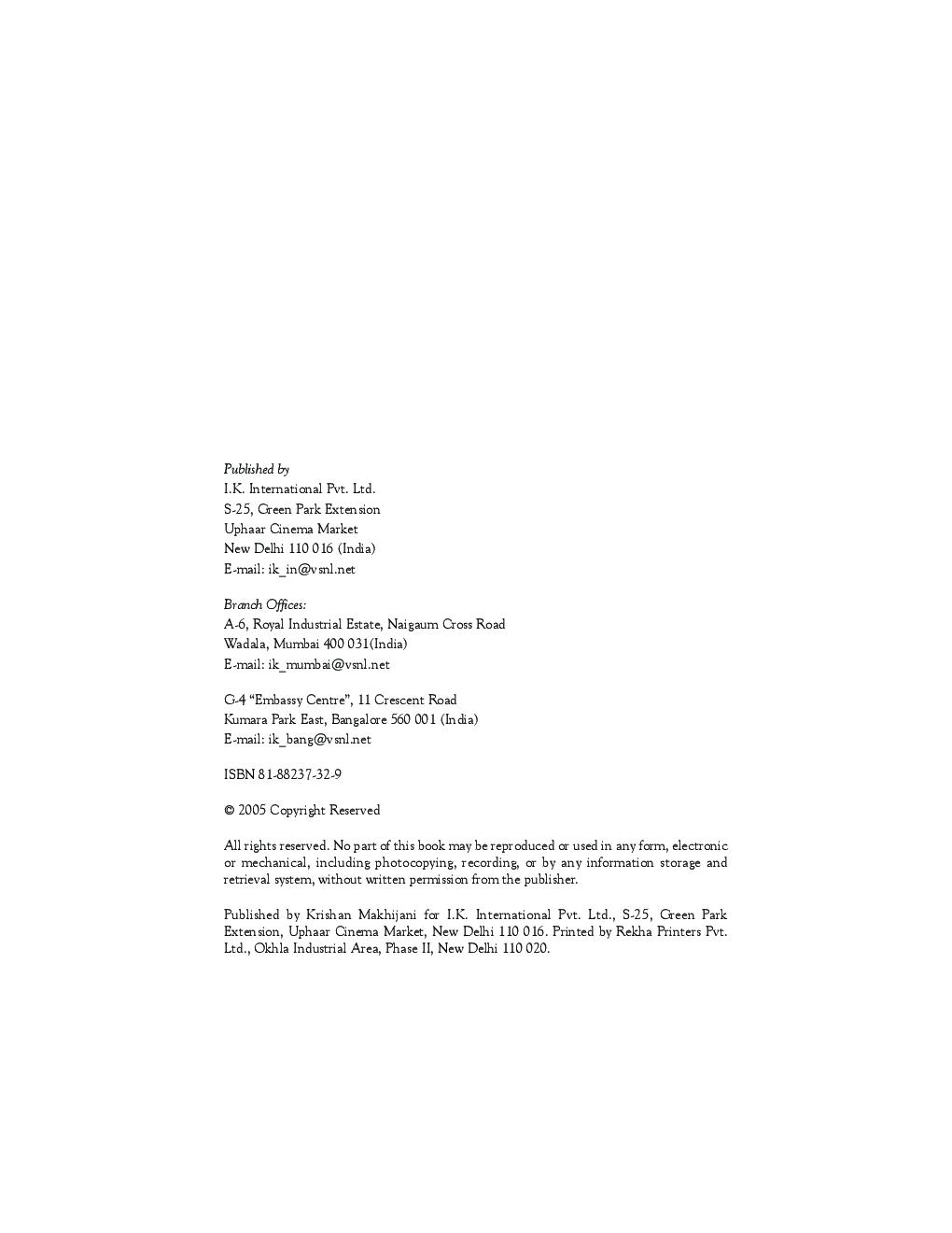 Download Laboratory Techniques In Organic Chemistry by V  K  Ahluwalia ,  Pooja Bhagat, Renu Aggarwal PDF Online