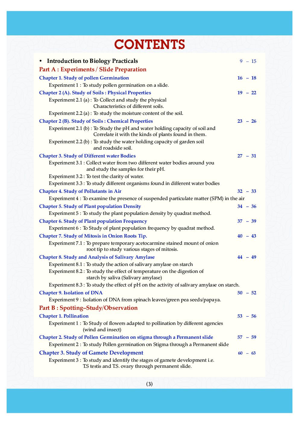 Download Class 11 Biology Notes PDF | Vidyakul
