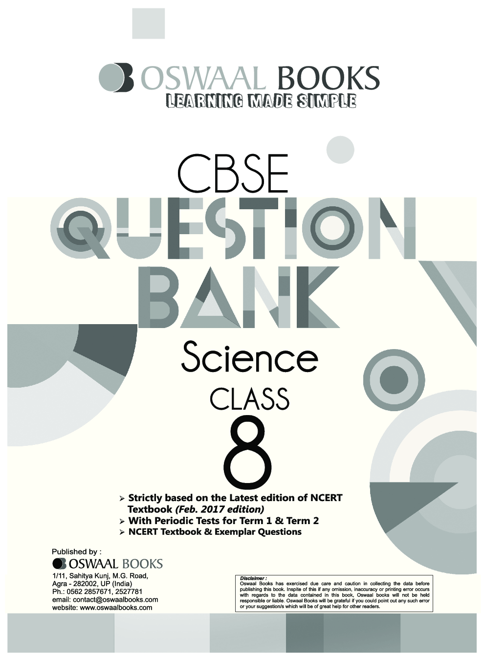 ... Array - download oswaal ncert u0026 cbse question bank class viii  science for rh kopykitab com