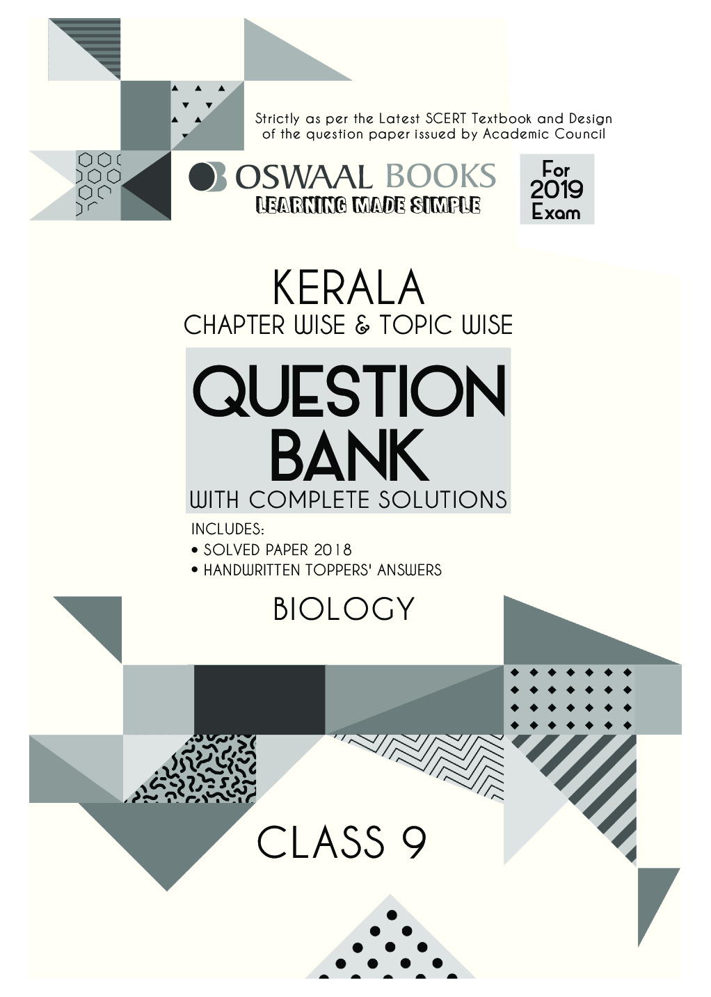 ib biology question bank pdf