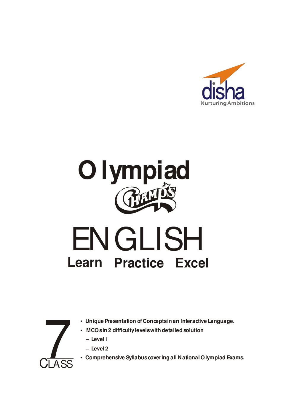 Olympiad Champs English Class 7 With Past Olympiad Questions - Page 2
