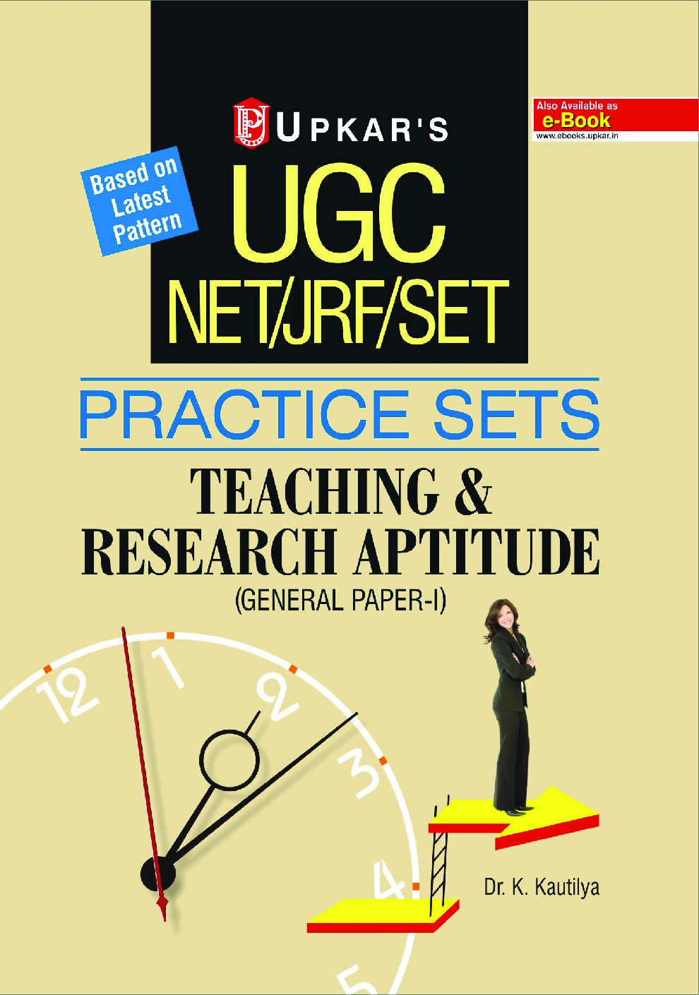 UGC NET /JRF /SET Practice Sets Teaching And Research Aptitude (General Paper-I) Revised Edition - Page 1