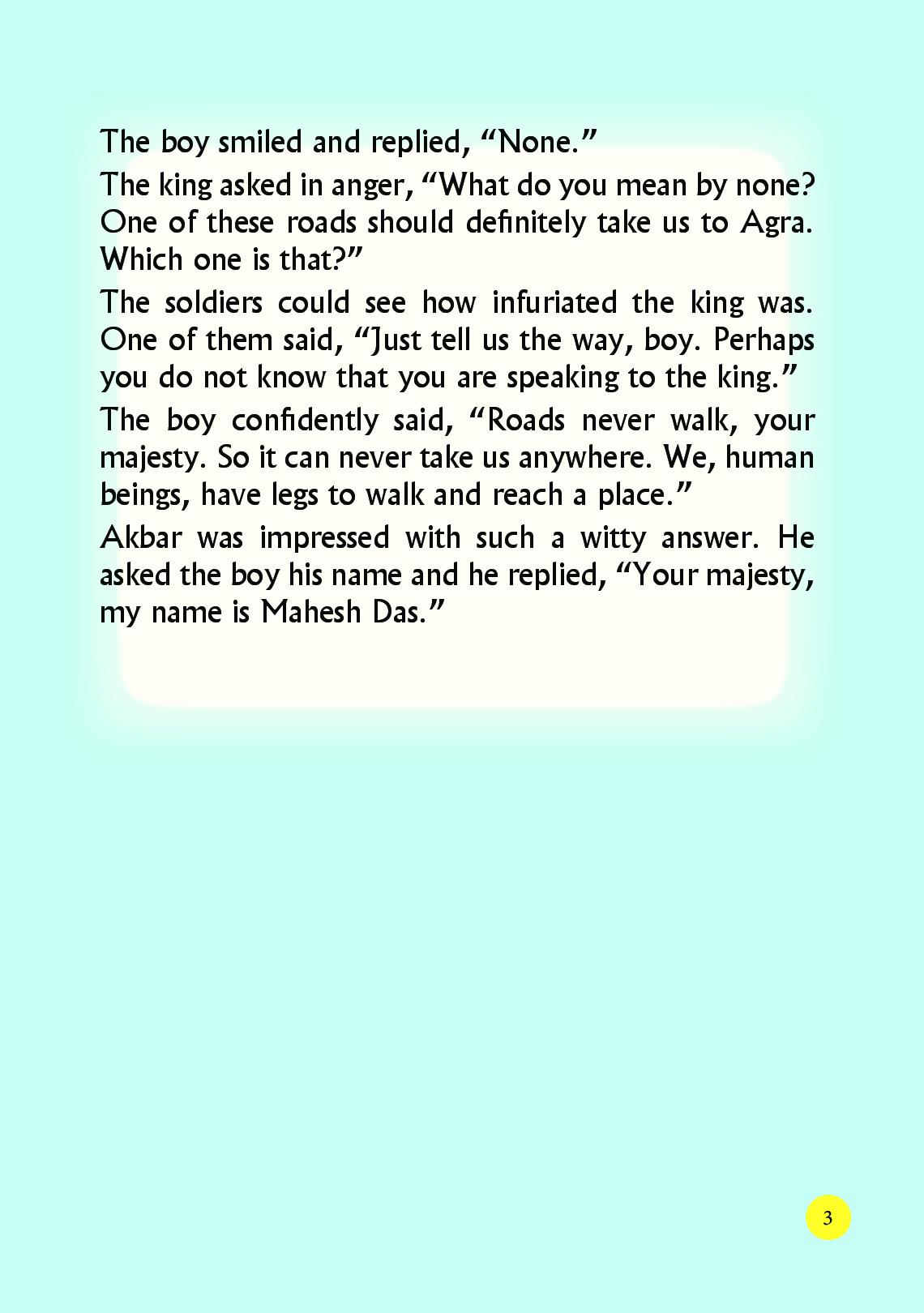 My First Big Book Of Akbar Birbal - Page 4