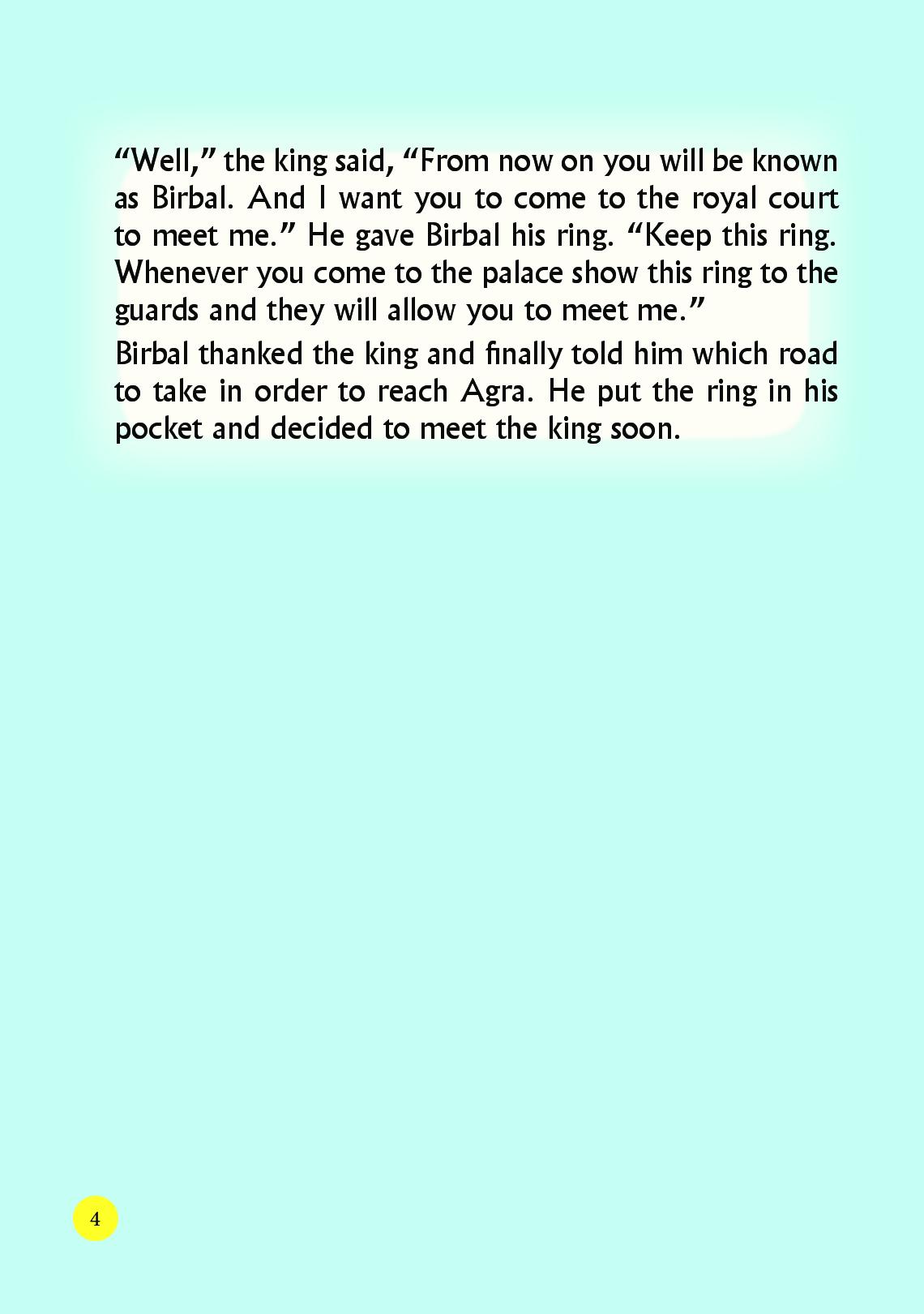 My First Big Book Of Akbar Birbal - Page 5
