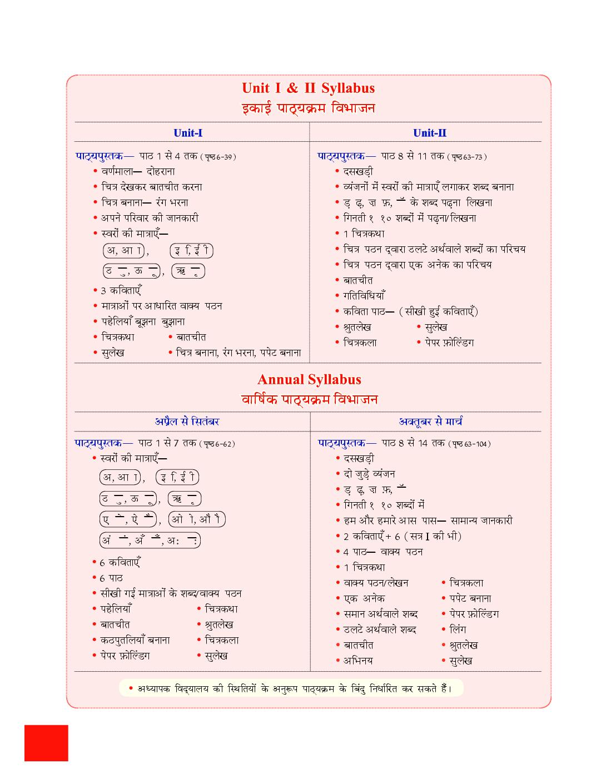 उत्कर्ष हिंदी पाठमाला Text-Cum Workbook - 1 - Page 3