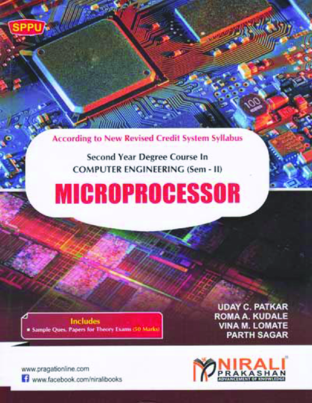 A Textbook Of Microprocessor  - Page 1