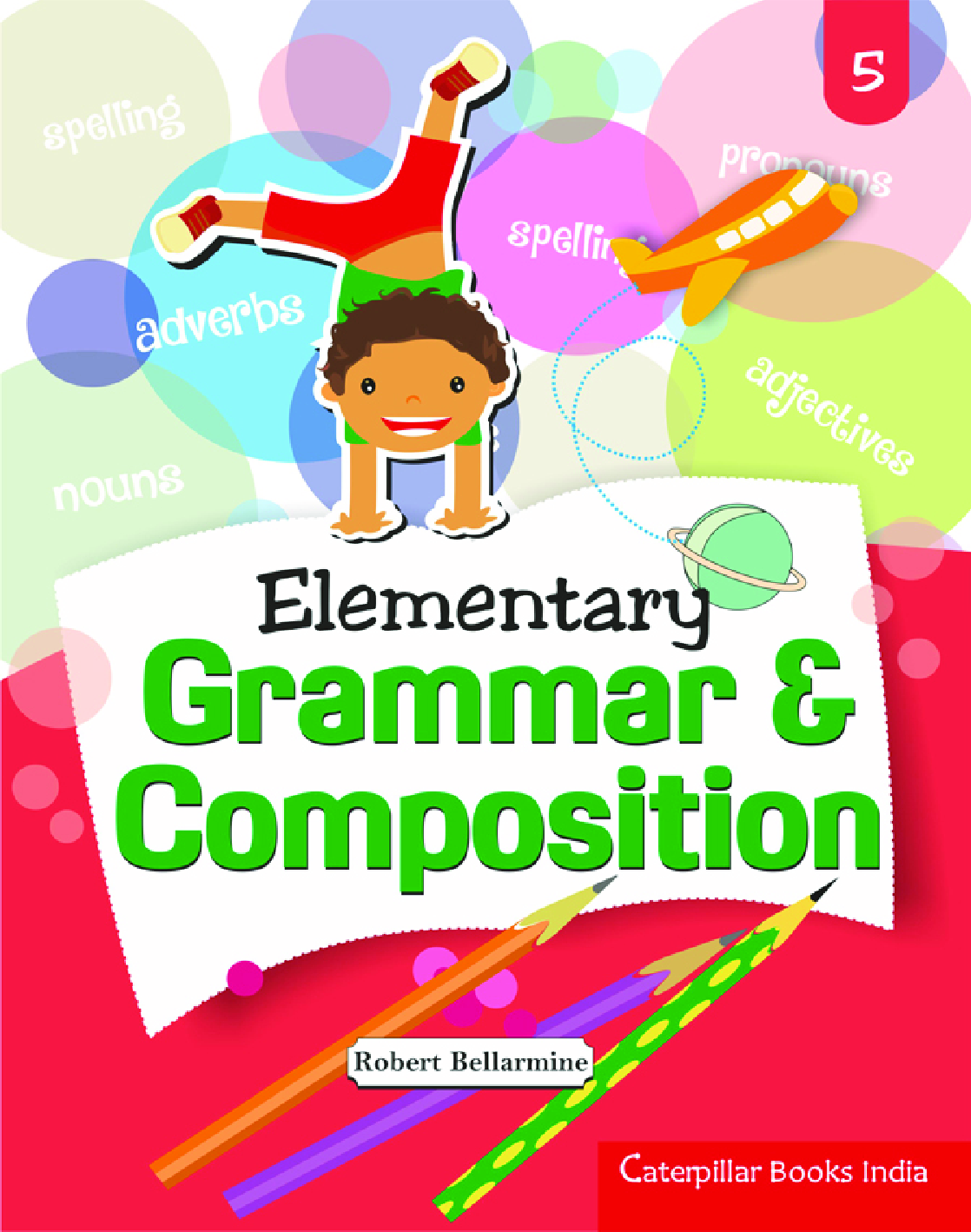 Elementary Grammar And Composition - 5 - Page 1