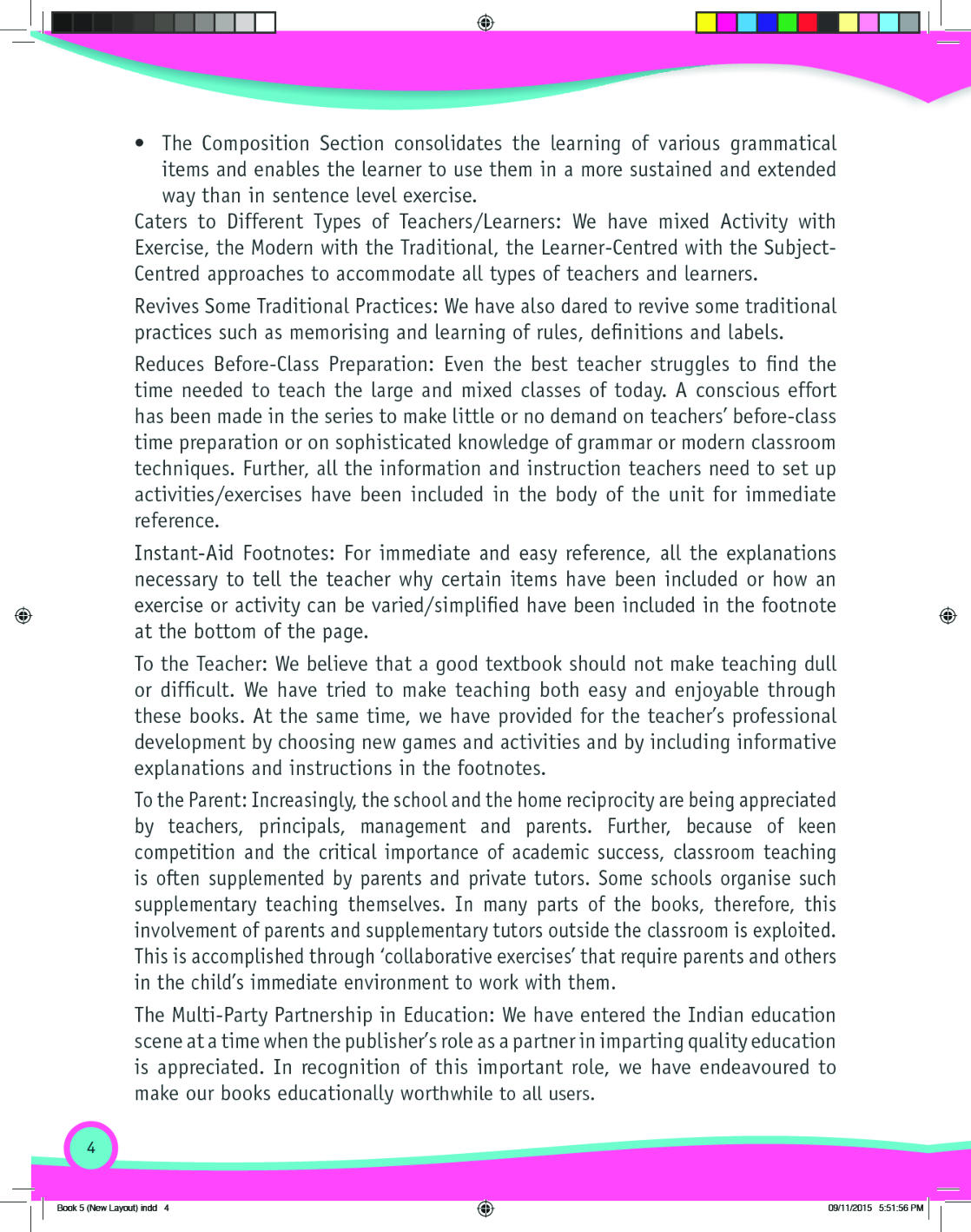 Elementary Grammar And Composition - 5 - Page 5
