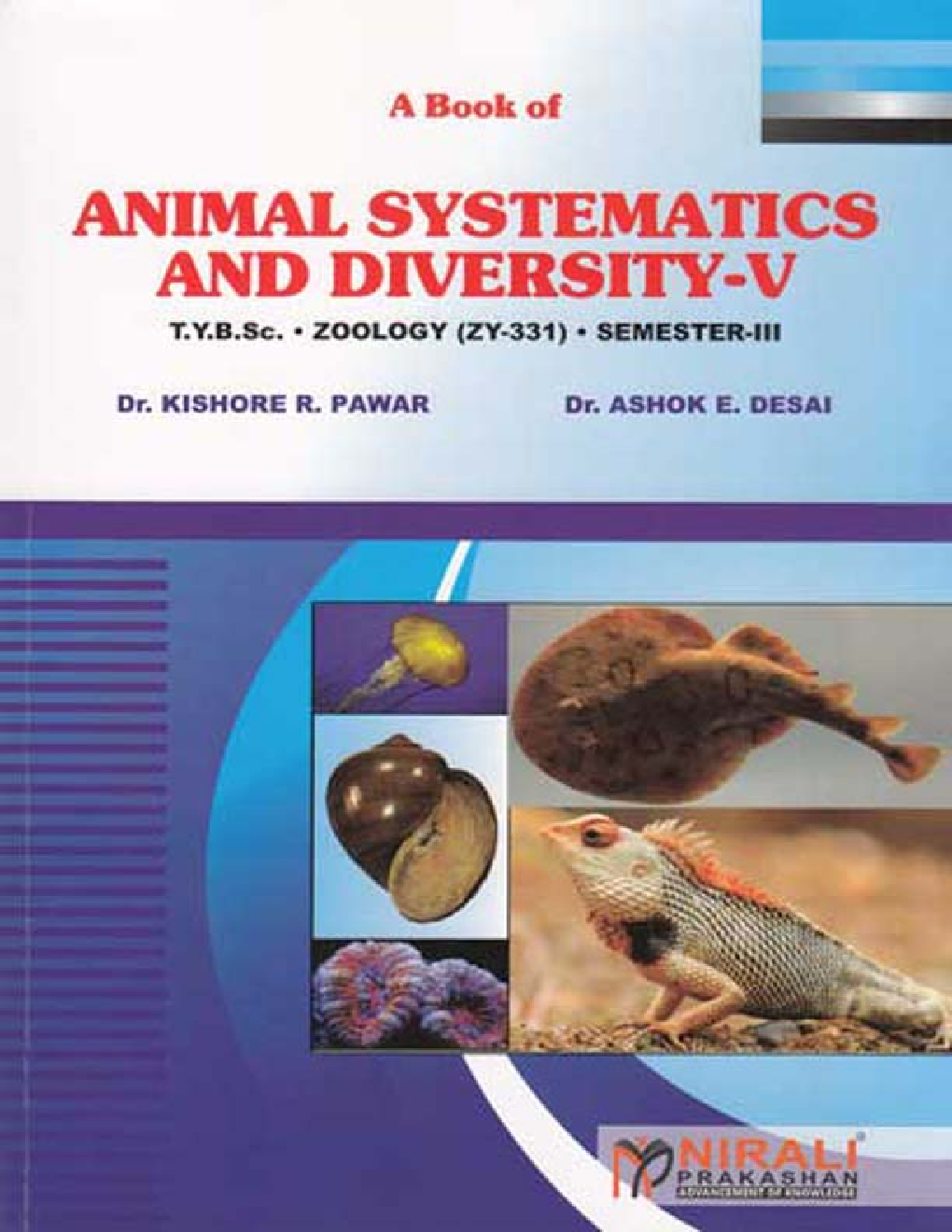 Animal Systematics And Diversity - V - Page 1