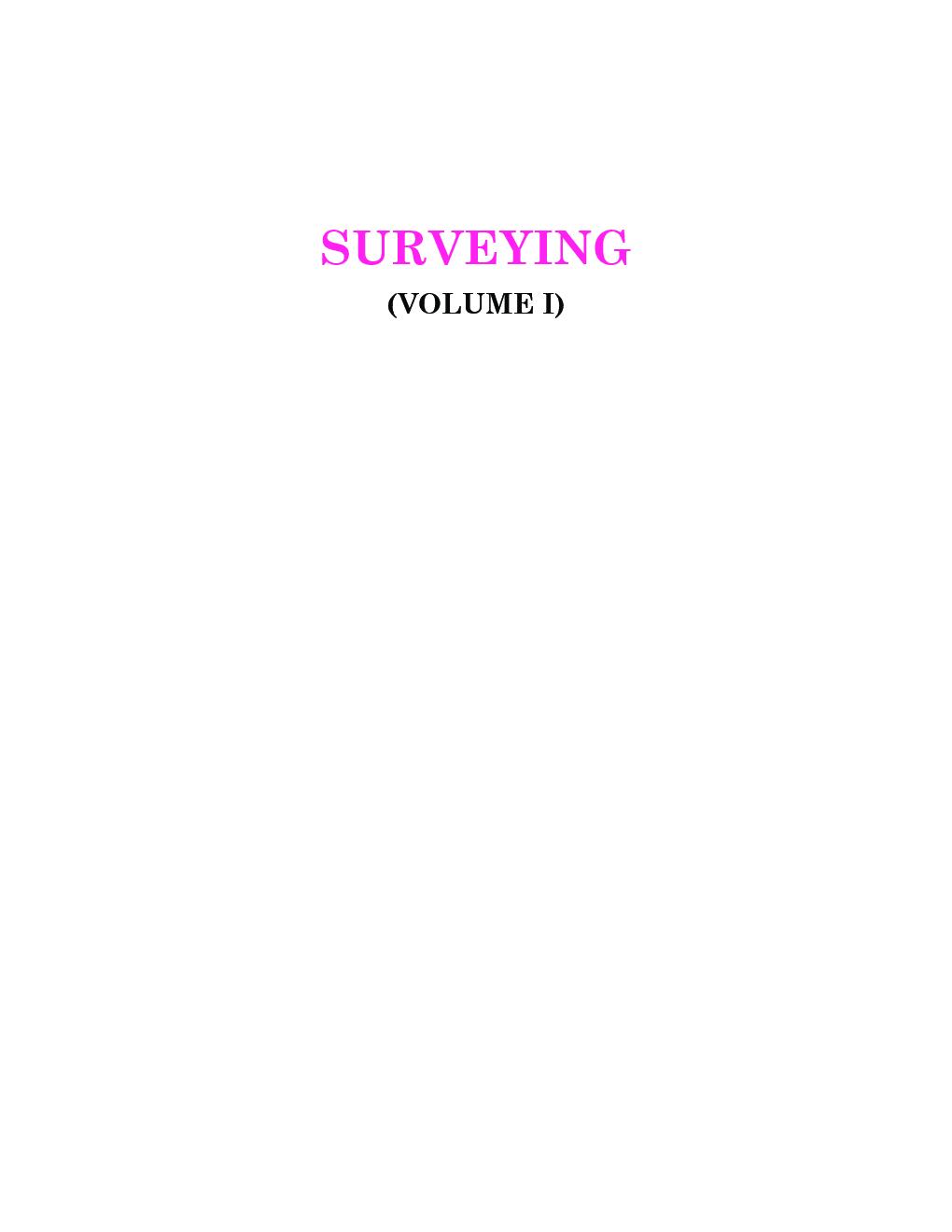 Surveying Vol. 1 - Page 2