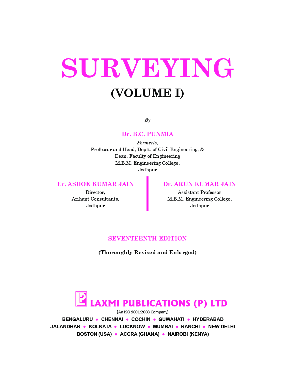 Surveying Vol. 1 - Page 4