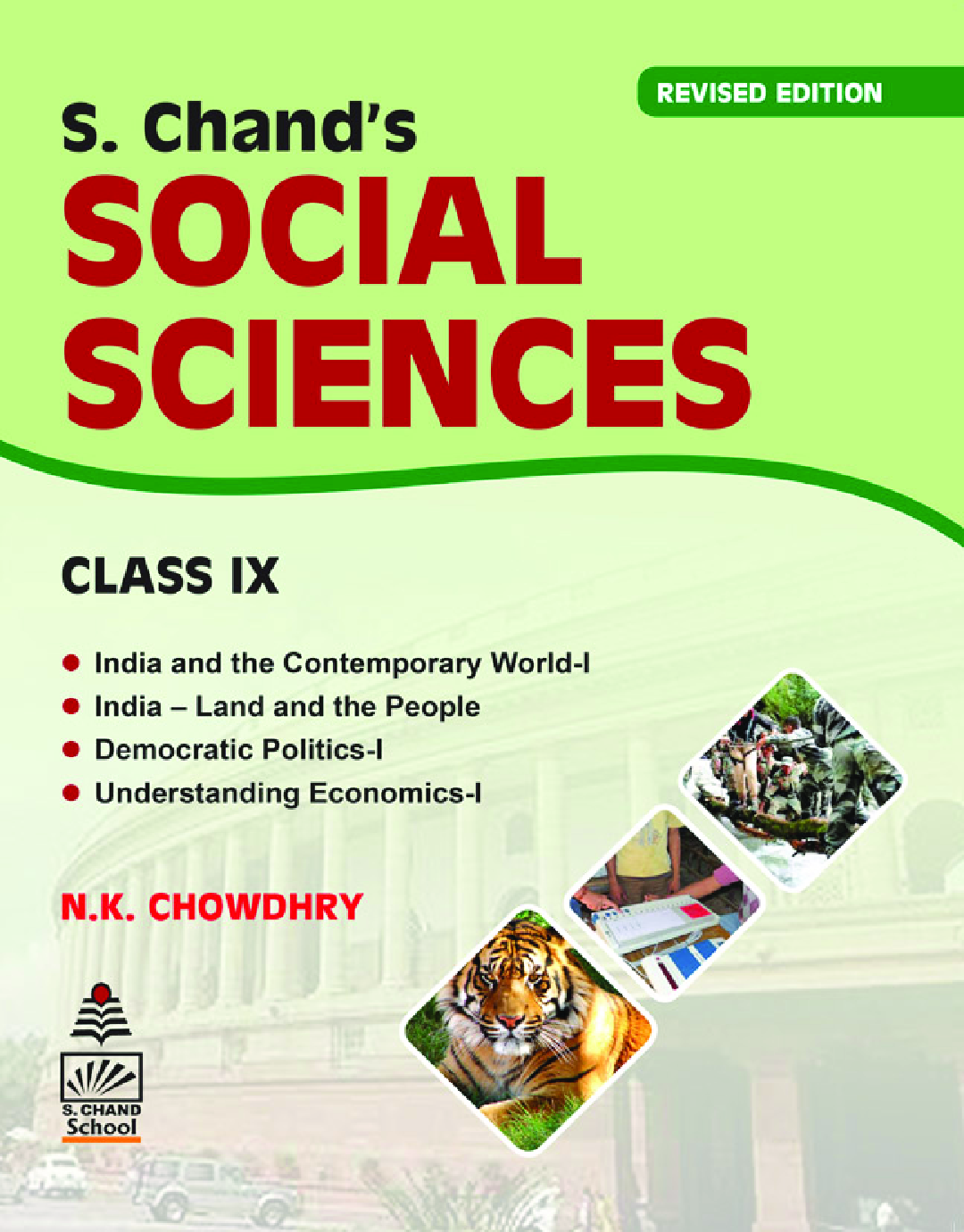 Schand Social Science For Class - IX - Page 1
