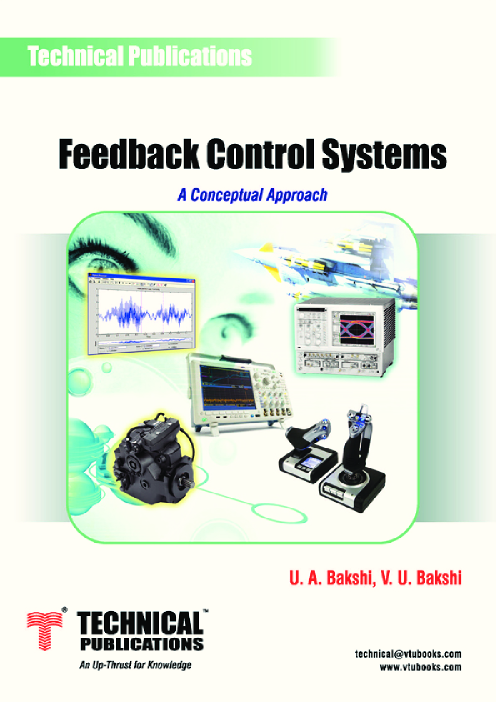 Feedback Control Systems (A Conceptual Approach) - Page 1