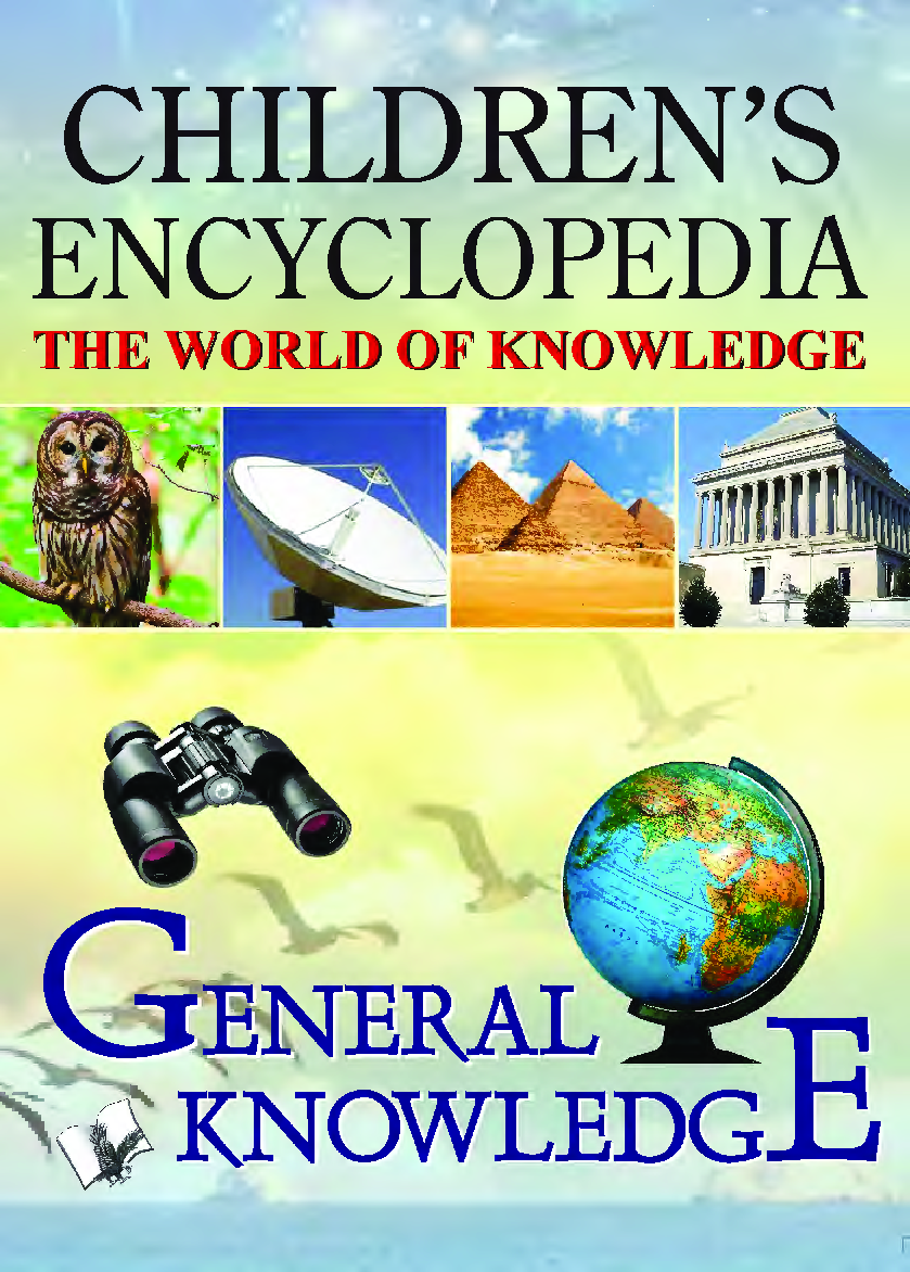 Children\'s Encyclopedia - General Knowledge - Page 1