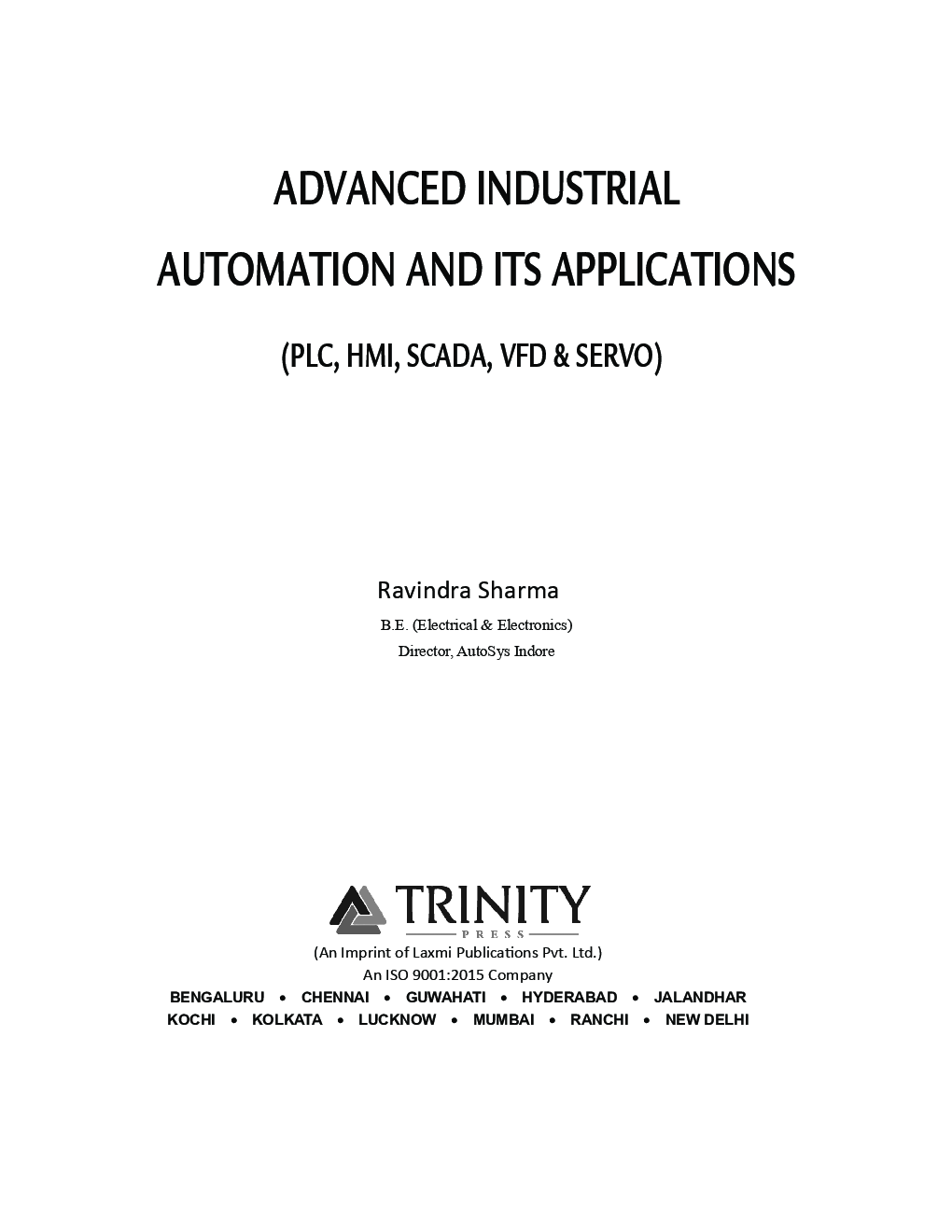 Advanced Industrial Automation And Its Applications - Page 5