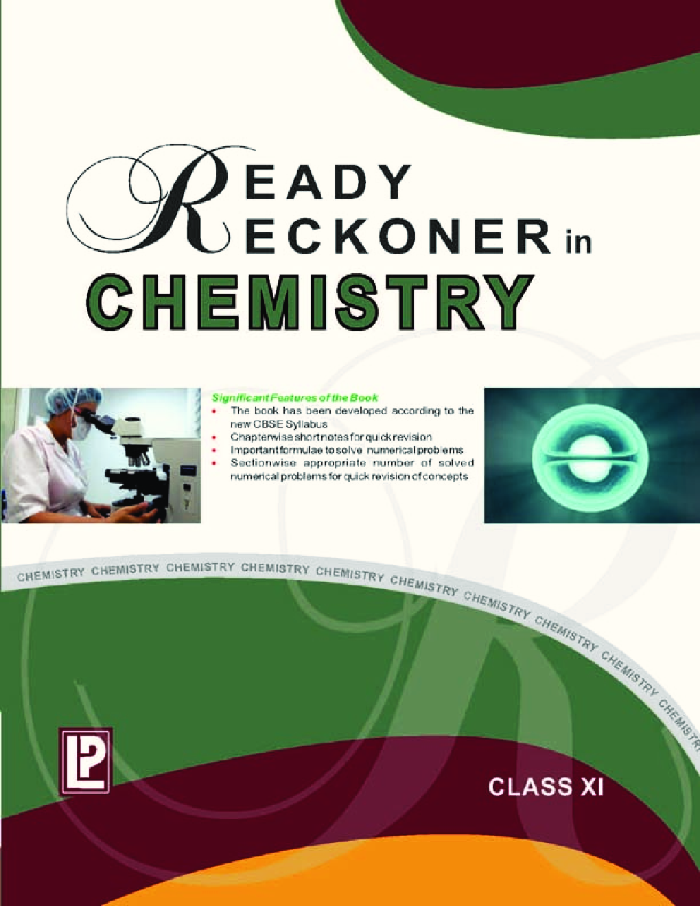 Ready Reckoner In Chemistry For Class - XI - Page 1