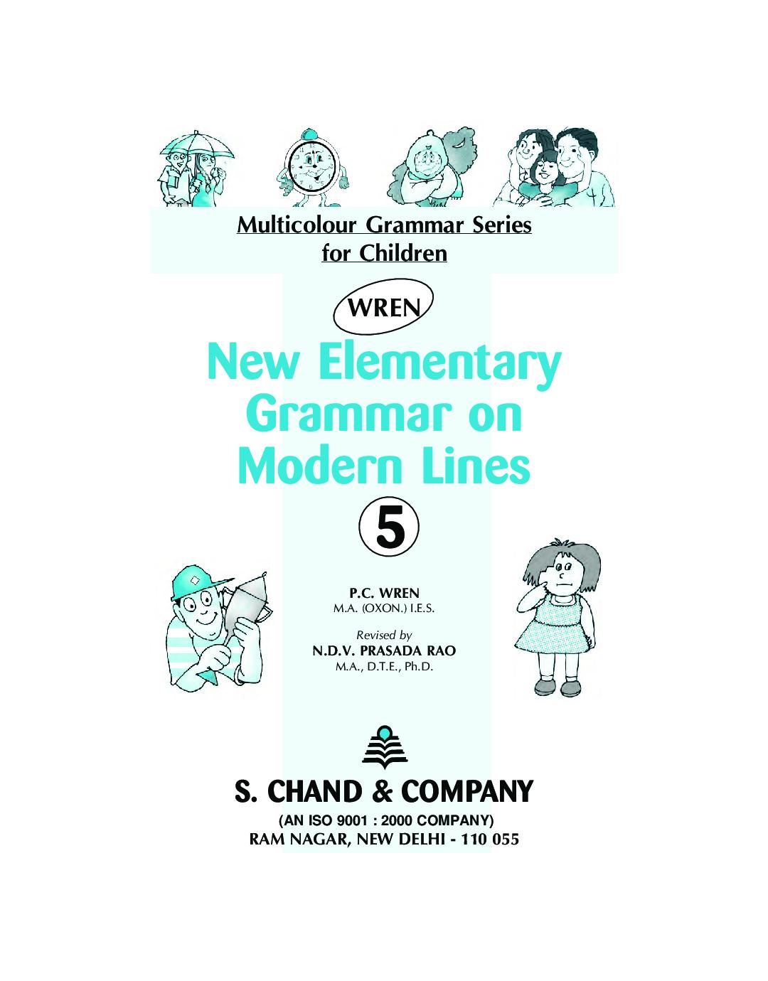 Wren New Elementary Grammar On Modern Lines 5 - Page 2