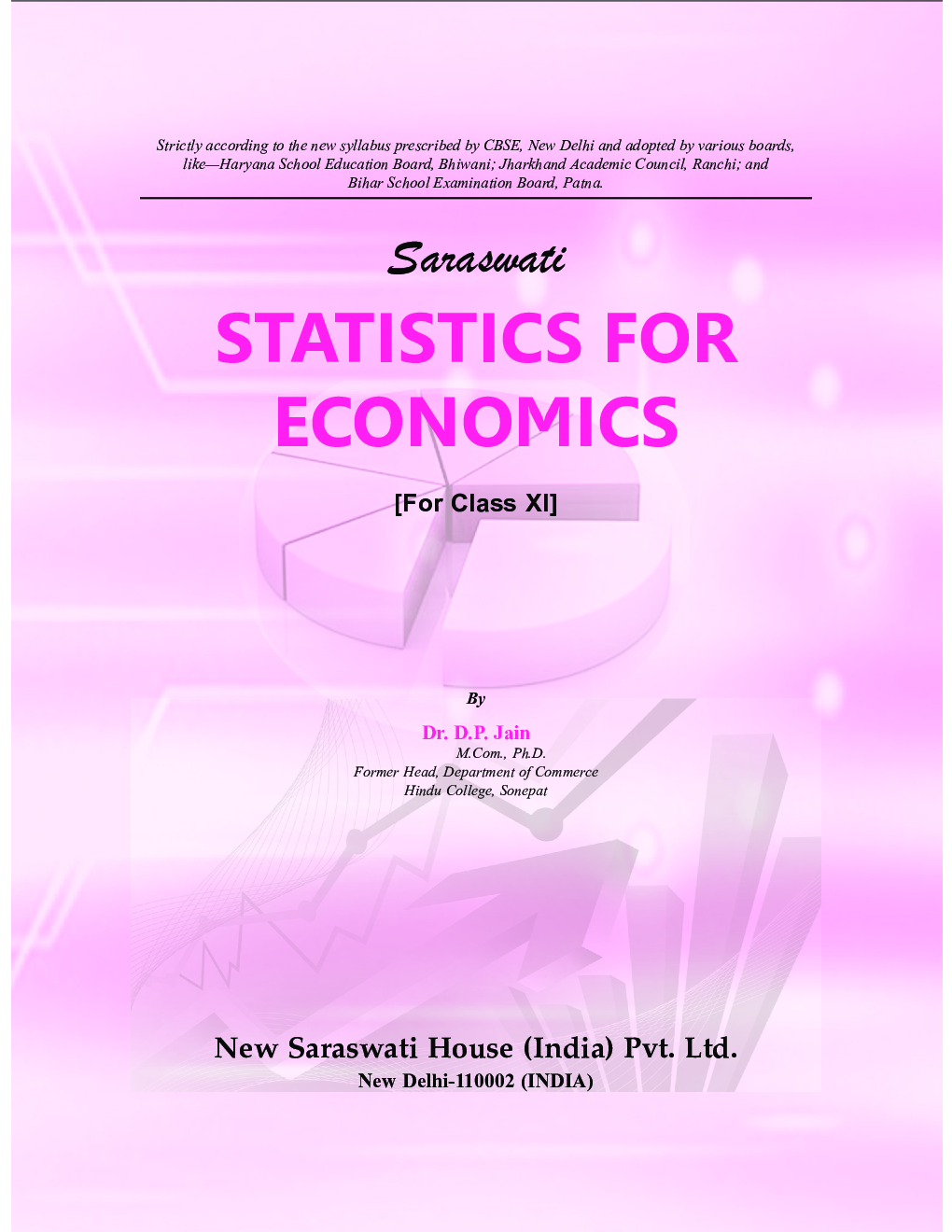 Statistics for Economics For Class XI - Page 2