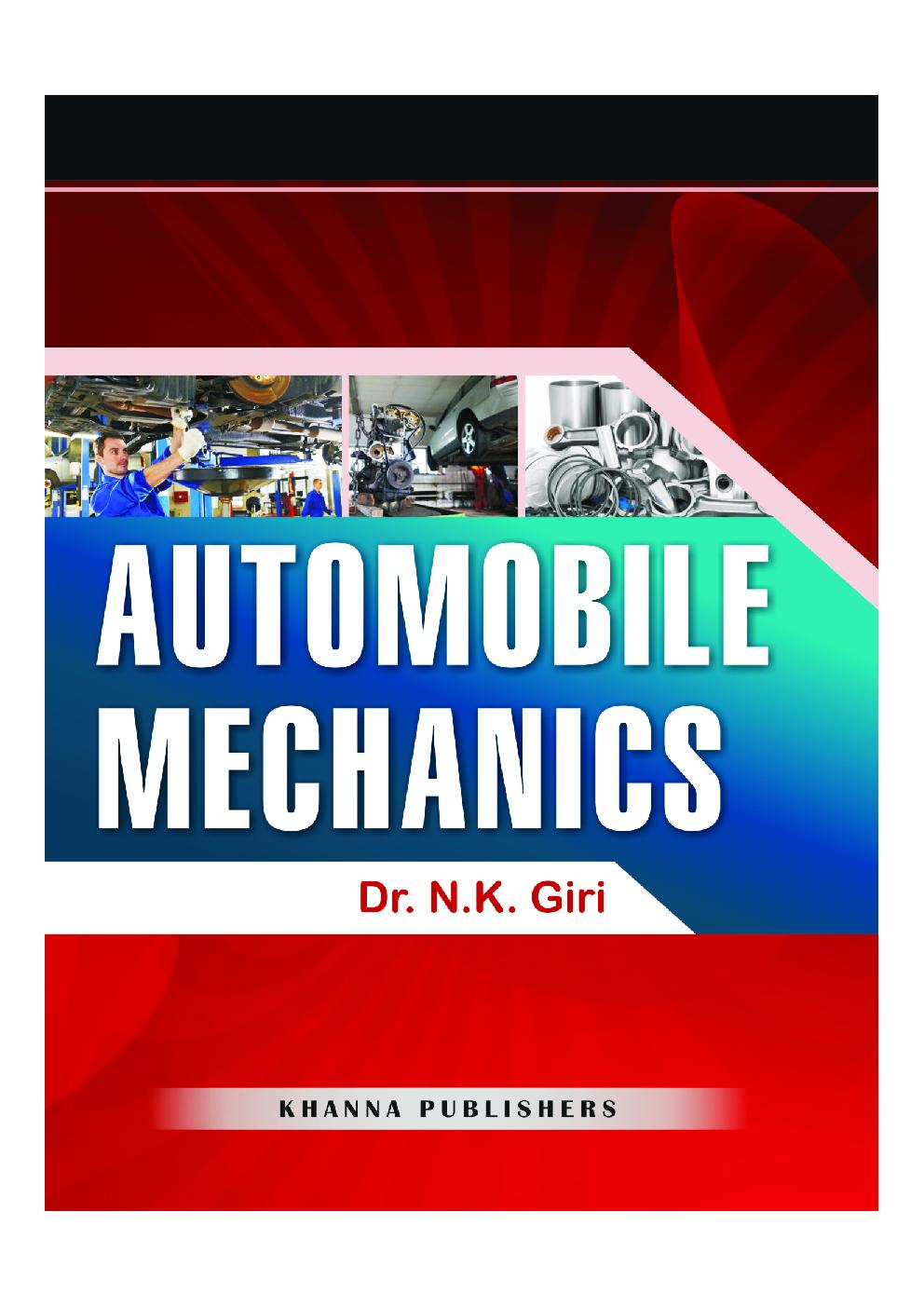 Automobile Mechanics - Page 1
