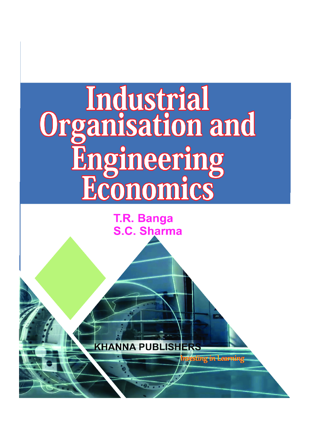 Industrial Organisation And Engineering Economics - Page 1