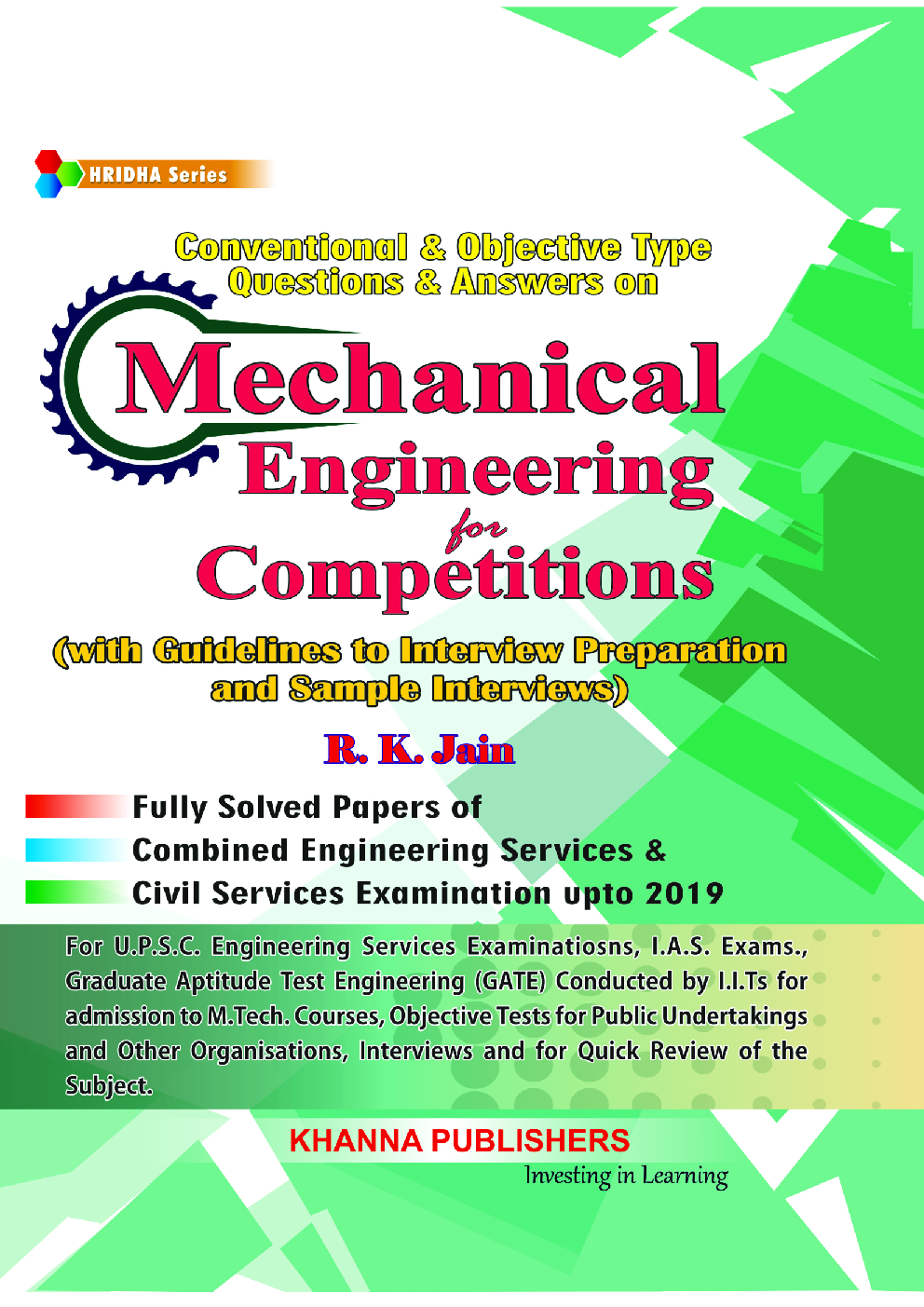 Mechanical Engineering For Competitions - Page 1