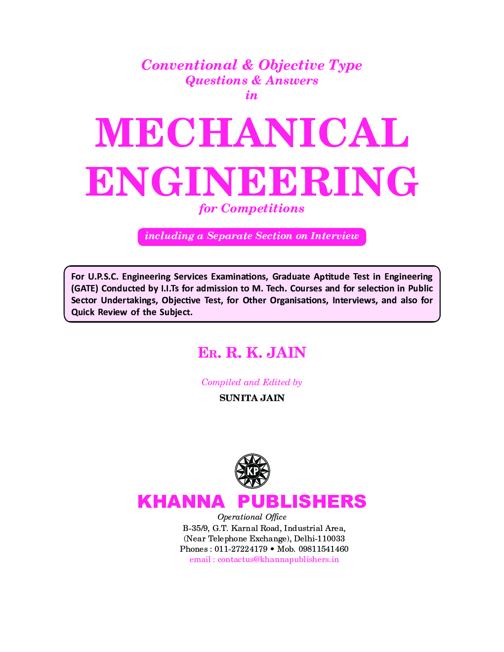 Mechanical Engineering For Competitions - Page 2
