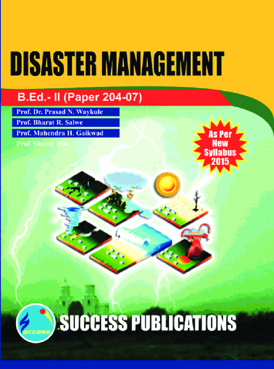 Disaster Management - Page 1