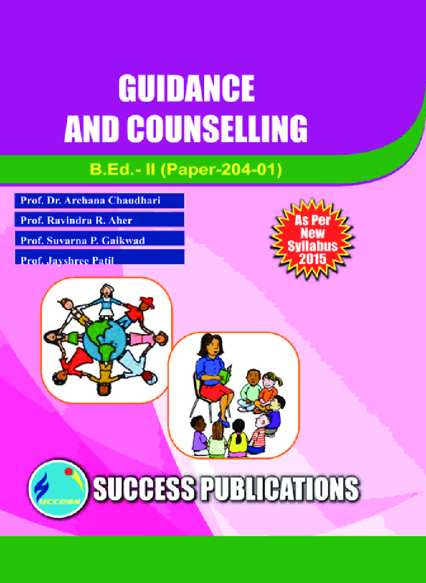 Guidance And Counselling - Page 1