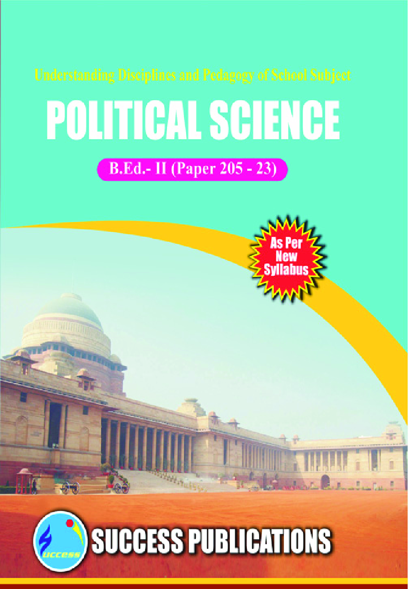 Political Science - Page 1