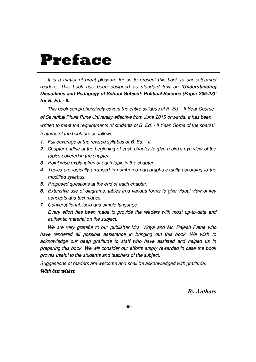 Political Science - Page 4