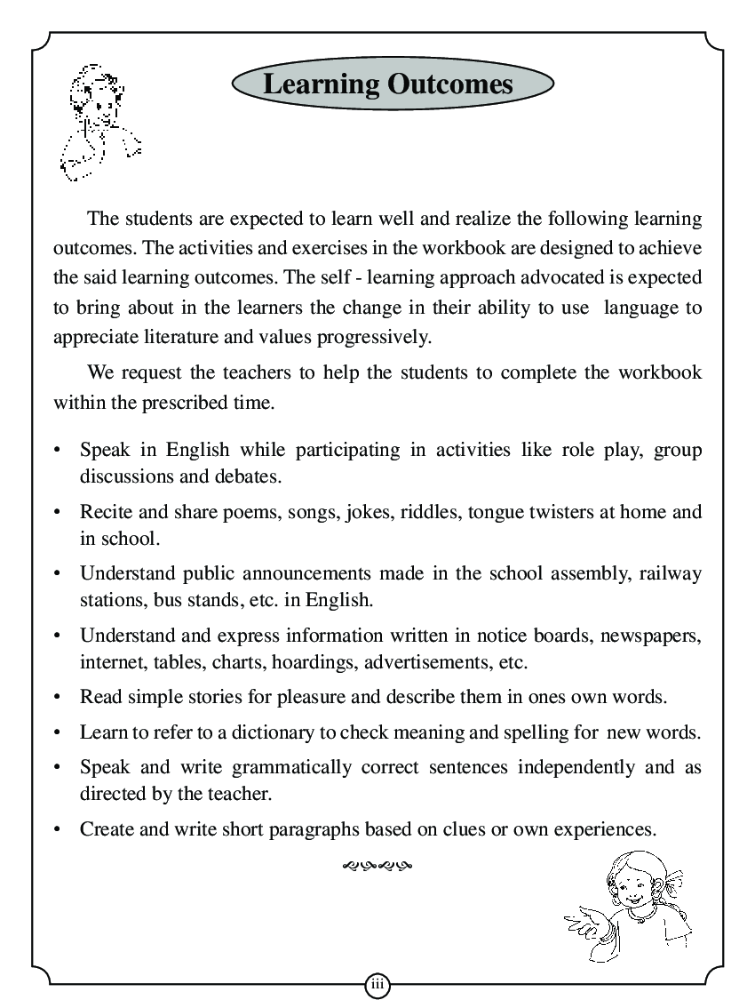 Download Class 6 English Workbook Part 1 Pdf Online