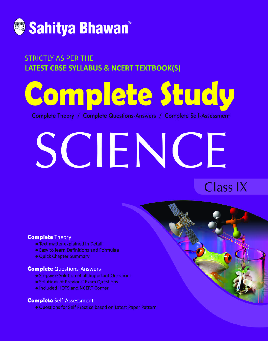 CBSE Complete Study Science For Class - IX - Page 1