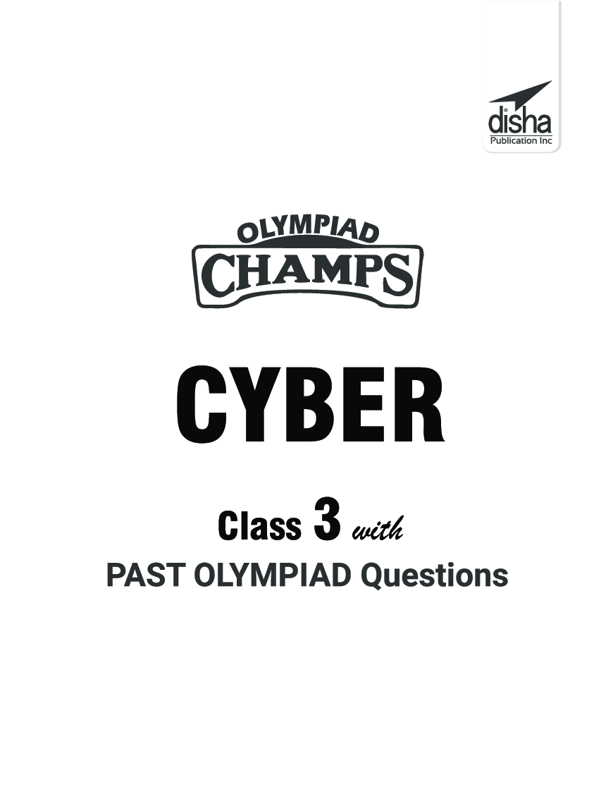 Olympiad Champs Cyber Class 3 With Past Olympiad Questions 2nd Edition - Page 2