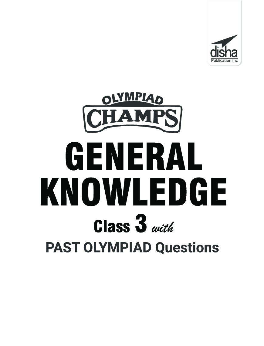 Olympiad Champs General Knowledge Class 3 With Past Olympiad Questions 2nd Edition - Page 2